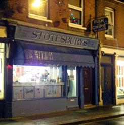 Case Study New Frying Range equipment for Stotesbury's Fish & Chips