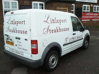 Job well done for Littleport Steakhouse