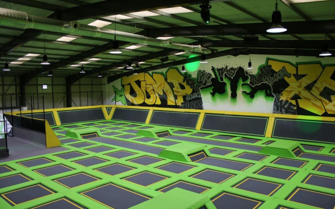5 minutes with Jump Xtreme