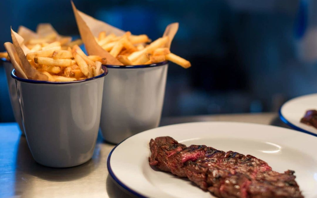 Arlo's: Start-Up 'Serious about Steak'