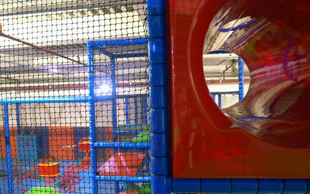 Bonkers Play Area relocates to the centre of Swindon
