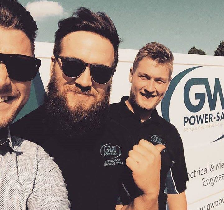 GW Power Safe acquire new hardware and server through leasing