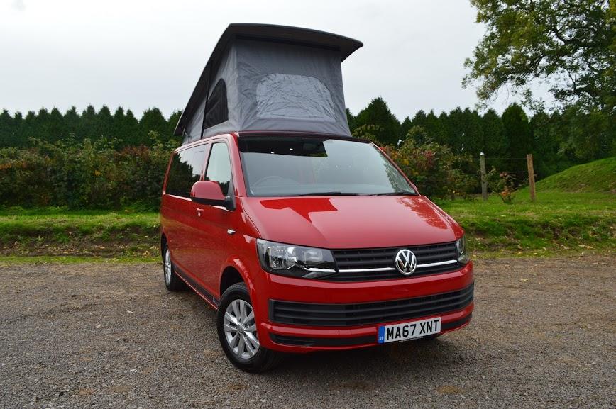 Your adventure awaits with VDubline campervan rentals