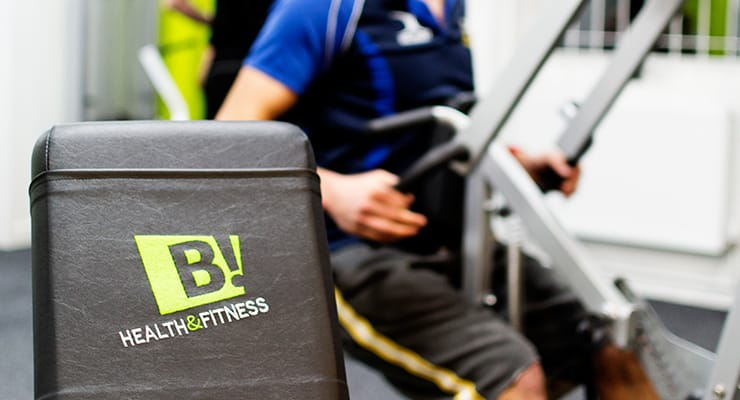 B! Health & Fitness lifts its financial weight