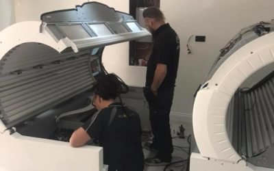 Startup finance for Total Tanning and Beauty