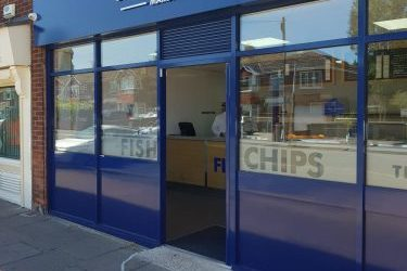 A fast route to fryer finance for Sam's Fish Bar