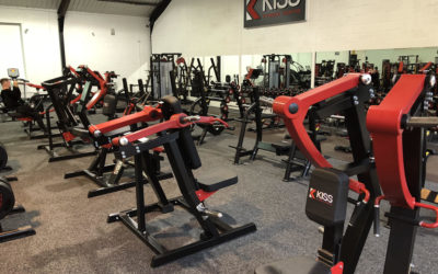 Pumped up finance with Kiss Fitness Centre