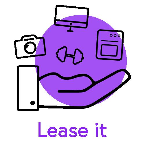 Equipment Leasing Logo Johnson Reed