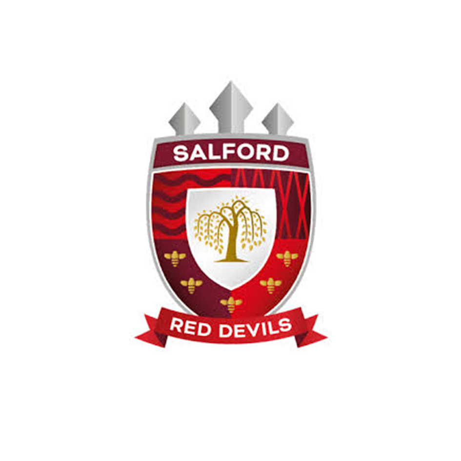 Salford Red Devils Johnson Reed logo