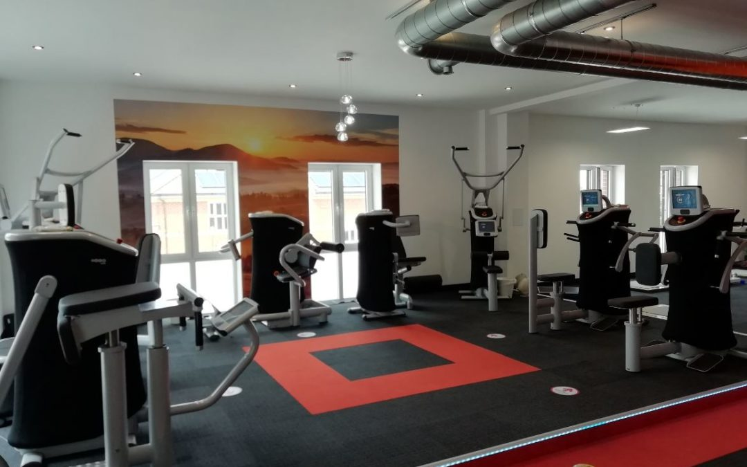 eActiv up and running with equipment finance for second health club