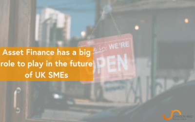 Asset Finance has a big role to play in the future of UK SMEs