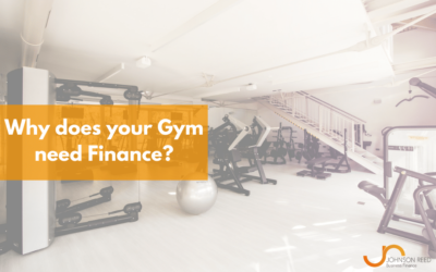 Why does your Gym need Finance?