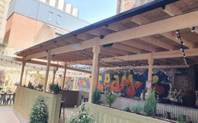 Launch for Liverpool's 'Backyard'