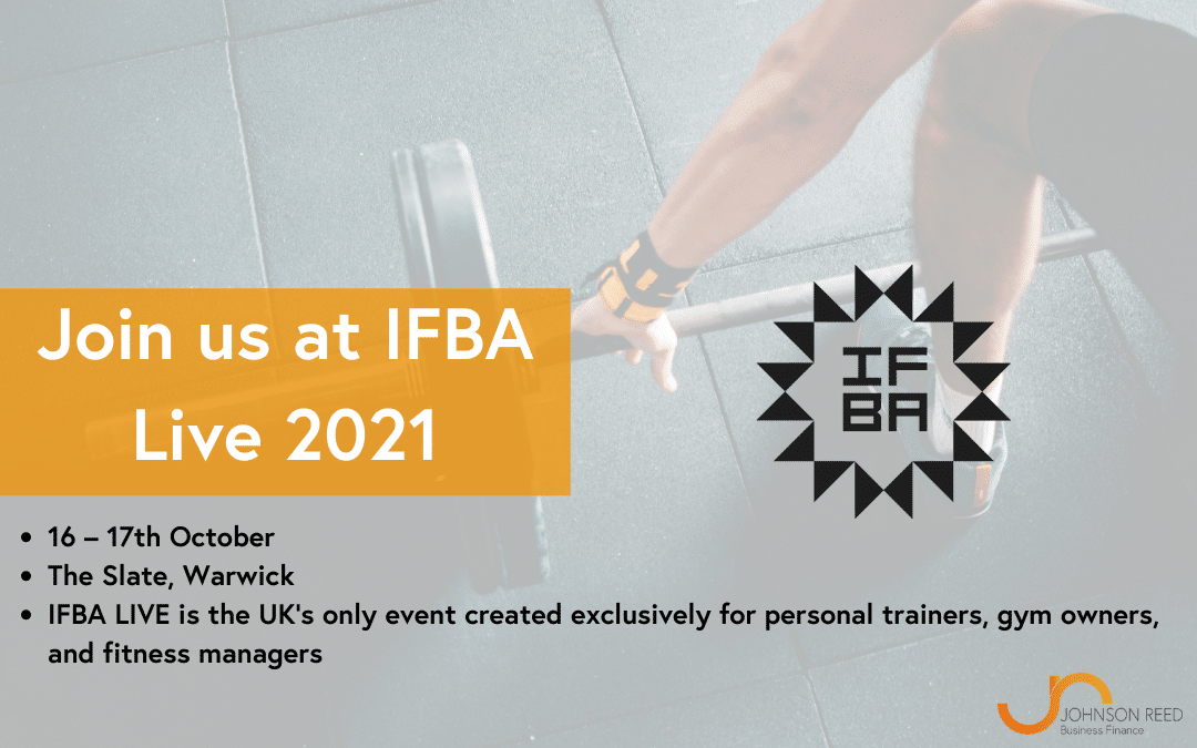 Join Johnson Reed at IFBA Live 2021